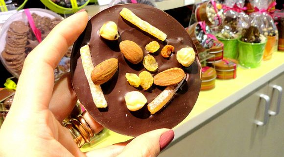 Chocolaterie De Neuville: enfim, a democratização dos chocolates finos na França