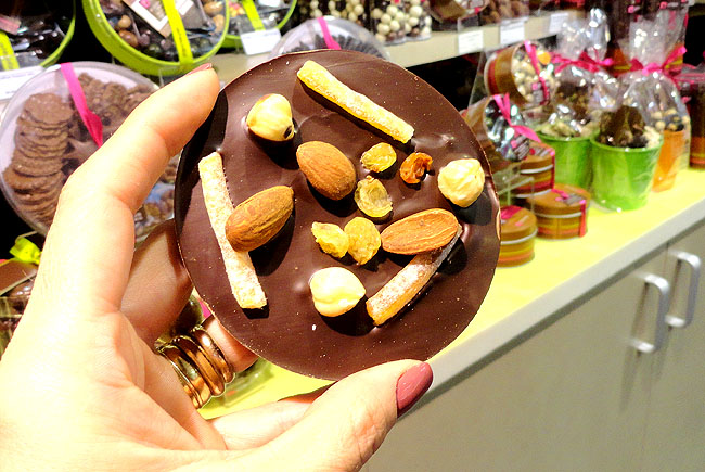 De Chocolat Neuville Marais Onde comprar chocolate Paris 04