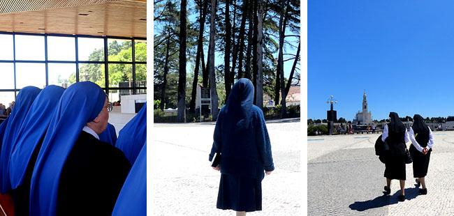 Fatima Portugal Freiras