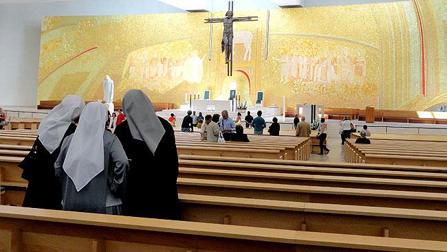 Fatima Portugal Igreja Nova O que fazer