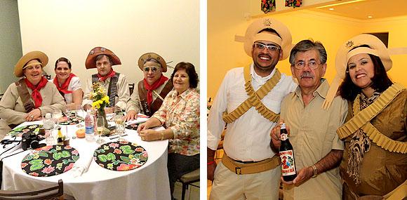 Festa Nordestina Convidados