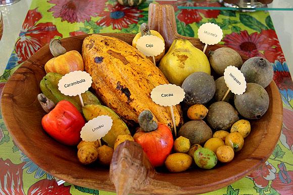 Festa Nordestina - Frutas Típicas