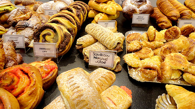 Hure Createur de Plaisir Boulangerie Paris1