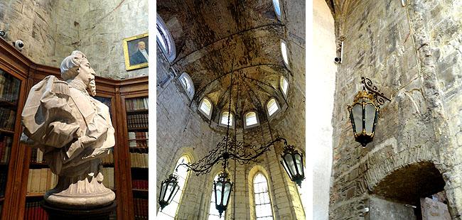 Igreja do Carmo - Museu  Arqueologico do Carmo - Lisboa