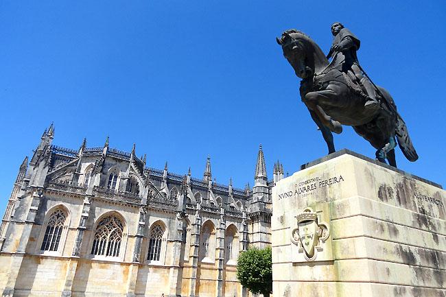 Mosteiro da Batalha Portugal Como chegar 4