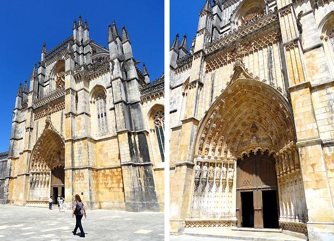 Mosteiro da Batalha Portugal Como chegar
