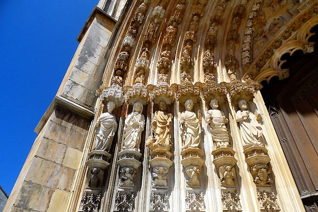 Mosteiro da Batalha Portugal Turismo 1