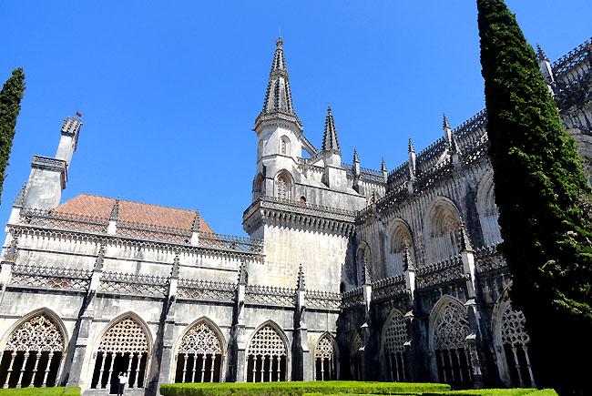 Mosteiro da Batalha Portugal Turismo 3