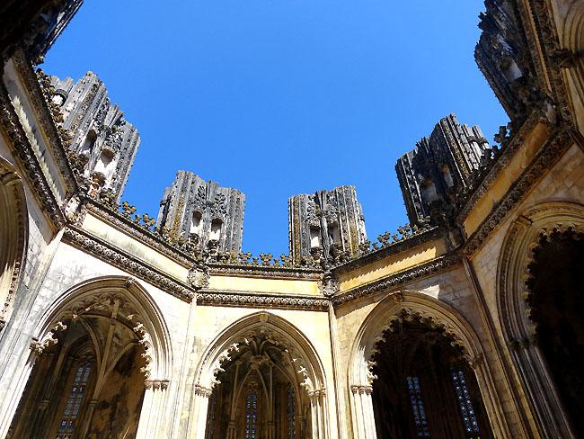 Mosteiro da Batalha Portugal Turismo 5
