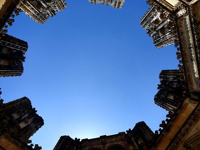 Mosteiro da Batalha Portugal Turismo Capelas Imperfeitas