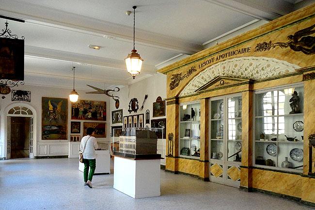 Museu Carnavalet Historia de Paris Pontos turisticos 2