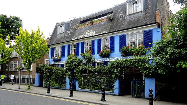 Portobello Road Market Londres Pontos Turisticos 1