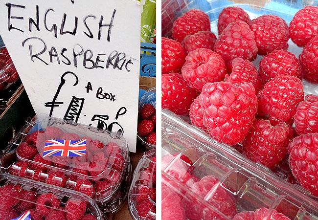 Portobello Road Market Londres Pontos Turisticos Frutas