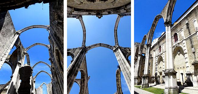 Ruinas do Carmo Lisboa - Como Chegar 3