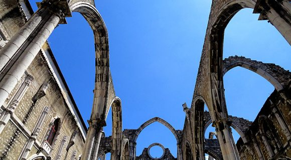 Igreja e Convento do Carmo: as ruínas enigmáticas de Lisboa