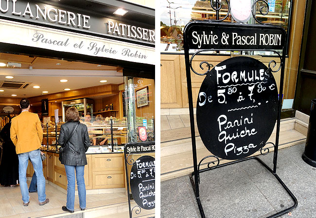 Sylvia e Pascal Robin Boulangerie Porte DOrelans Paris 1