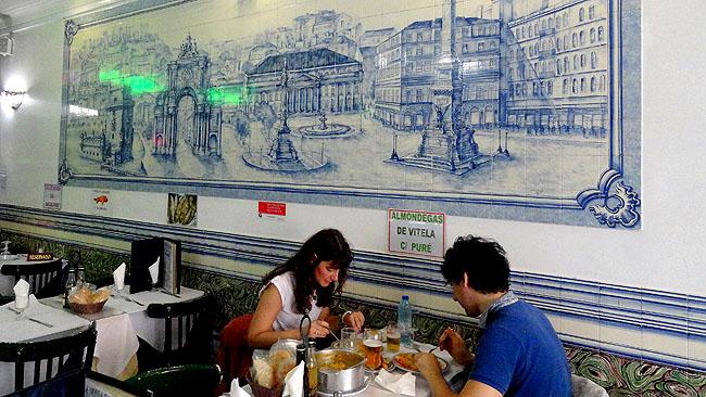 Taverna Imperial Restaurante bom e barato em Lisboa 3