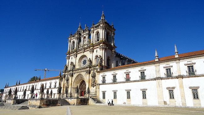 Alcobaca Portugal como chegar 1