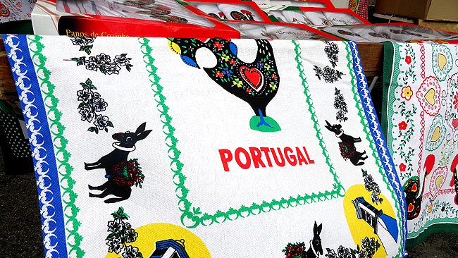 Feira da Ladra Lisboa - Guardanapo