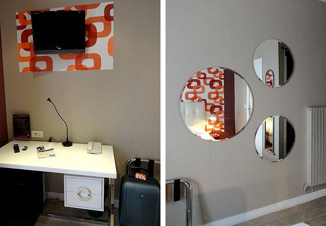 Paris ideal h tel design hospedagem com timo custo for Hotel design 75014