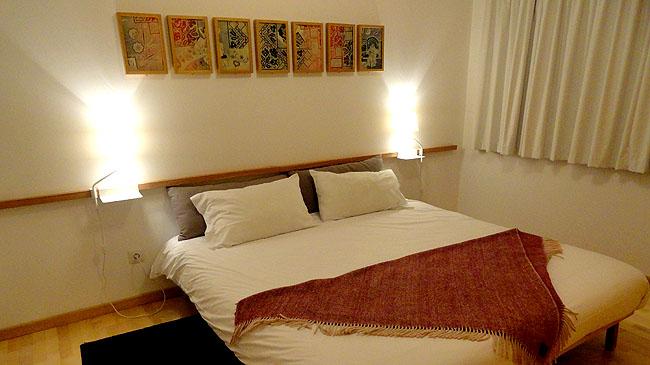 Lisbonnaire Apartaments Lisboa - Quarto casal