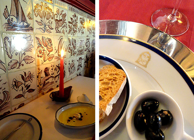 Obidos Portugal Entradinhas Restaurante castelo