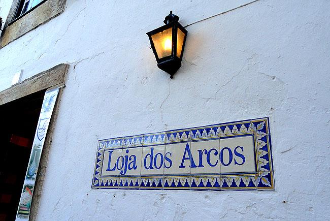Obidos Portugal Lojas