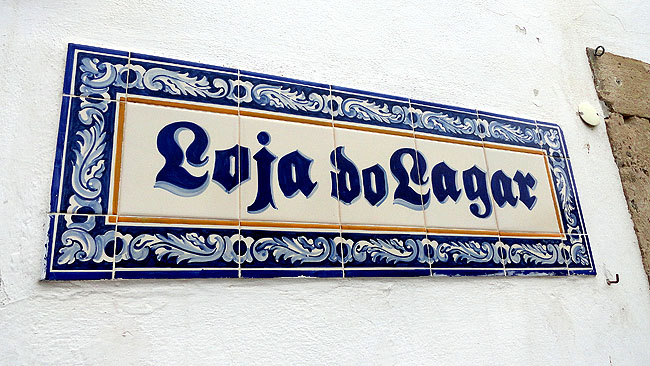 Obidos Portugal Lojinhas