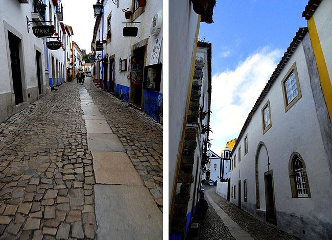 Obidos - Portugal  Ruelas