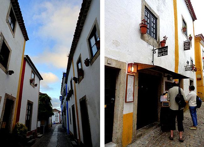 Obidos - Portugal  Turismo