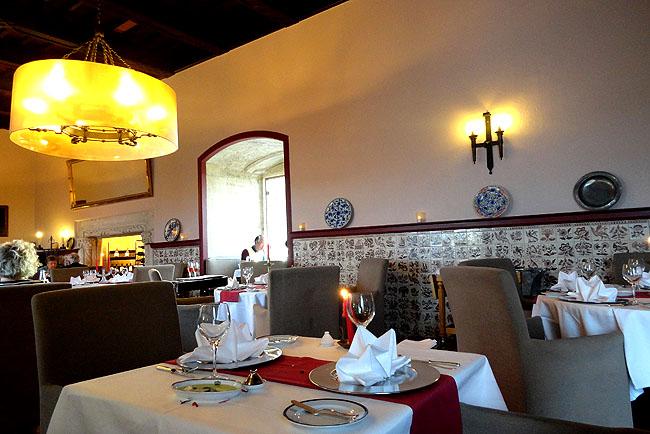 Obidos Restaurante Pousada do Castelo
