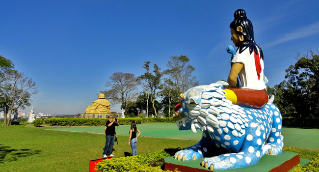 Templo Budista Foz do Iguacu Buda 1