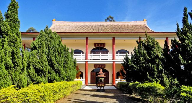 Templo Budista Foz do Iguacu Casa do Mestre