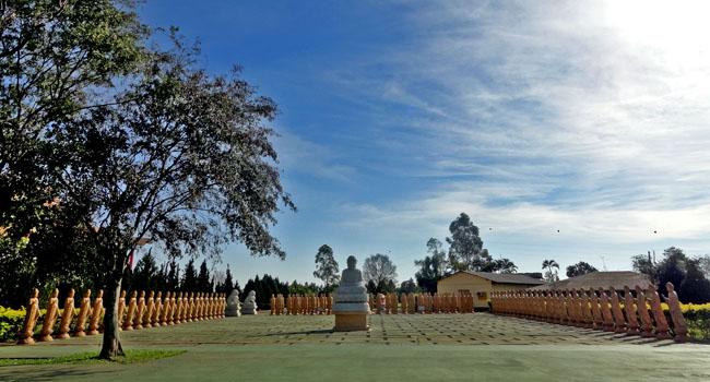 Templo Budista Foz do Iguacu Como chegar 01