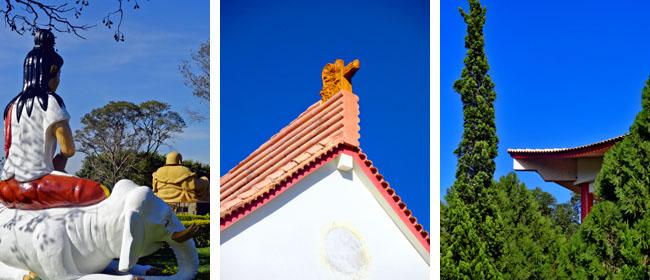 Templo Budista Foz do Iguacu Trio 2