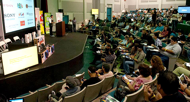 Auditorio BloggerCon Puerto Rico