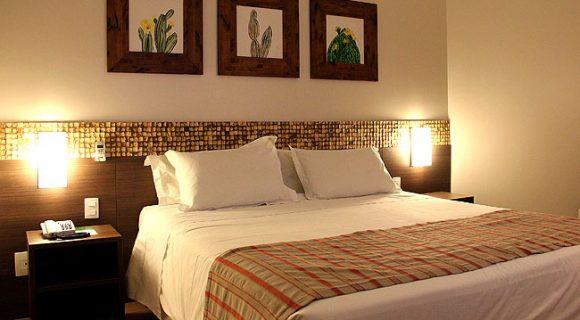 Aracaju | Celi Hotel: hospedagem 4 estrelas com ótimo preço em frente à praia de Atalaia
