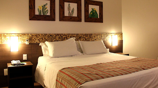 Celi Hotel Aracaju - quarto