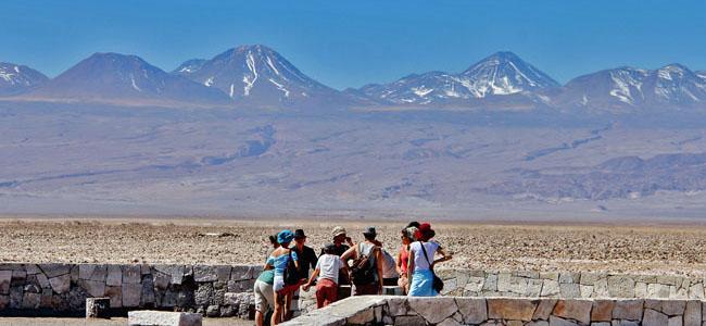Deserto Atacama Chile - Salar