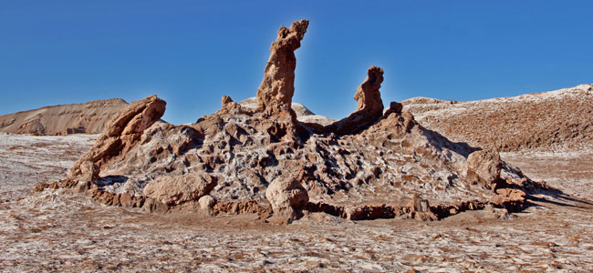 Deserto Atacama Chile - Tres Marias