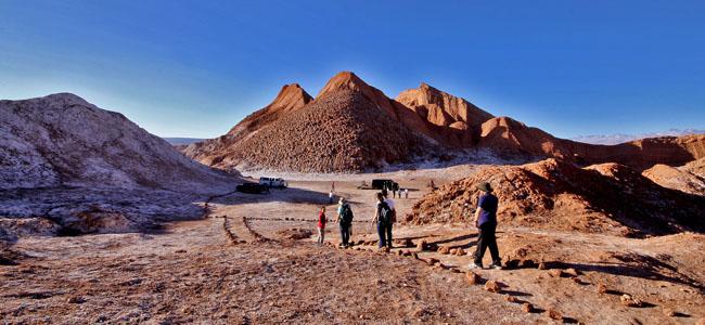 Deserto Atacama Chile - Valle de la Luna