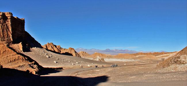 Deserto Atacama Chile - Valle