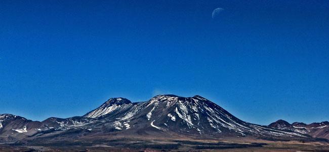 Deserto Atacama Chile - Vulcao