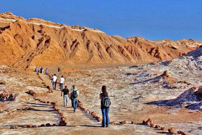 Deserto Atacama Coletiva Imprensa Ford