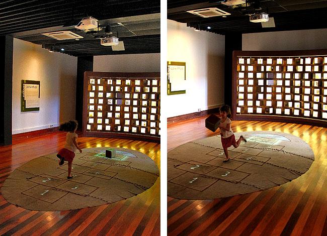 Museu da Gente Sergipana Aracaju - Amarelinha - Mariana