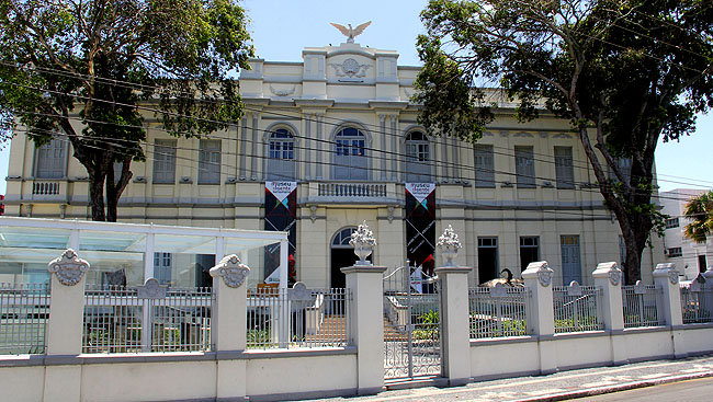 Museu da Gente Sergipana Aracaju - Fachada