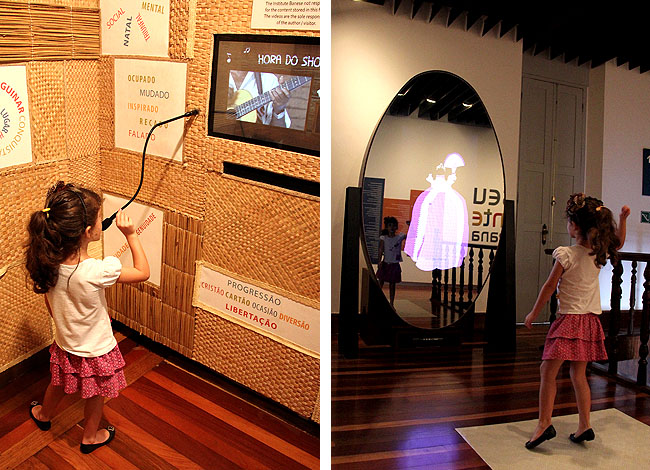 Museu da Gente Sergipana - Cafe da Gente - Aracaju com criancas