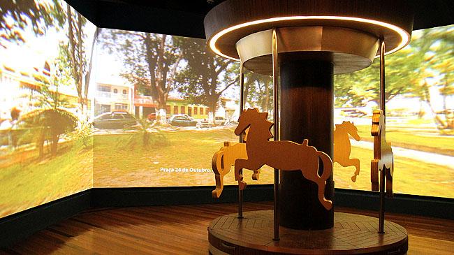 Museu da Gente Sergipana - Carrosel
