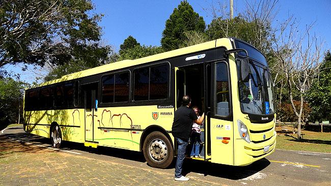 Parque Estadual Vila Velha Parana Como Chegar 1