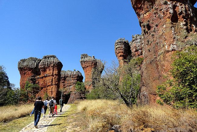 Parque Estadual de Vila Velha, Paraná: como chegar ao sítio geológico de 300 milhões de anos que está a uma hora de Curitiba